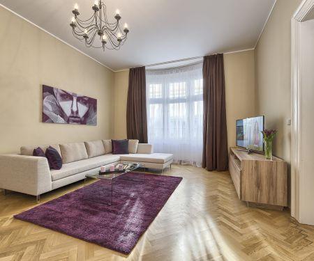 Wohnung zu vermieten - Prag 1 - Josefov