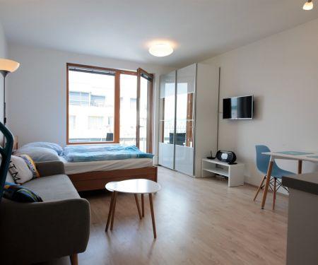 Wohnung zu vermieten - Prag 9