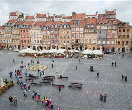 Аренда квартиры - Варшава-Śрóдмиеśцие