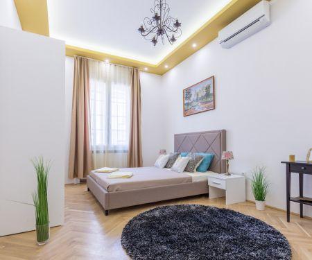 Flat for rent  - Budapešť, 4+1