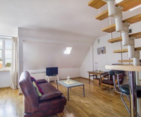Flat for rent  - Varšava-Śródmieście, 2+kk