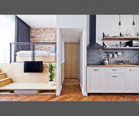 Mieszkanie do wynajęcia - Brno-Stred - Zabrdovice