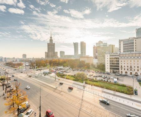 Flat for rent  - Warsaw-Śródmieście