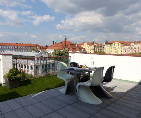 Wohnung zu vermieten - Prag 5 - Andel