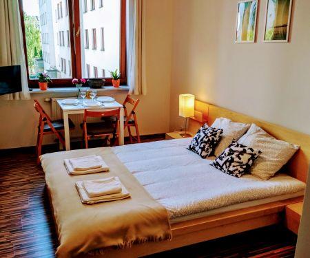 Bérelhető szobák - Varsó