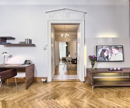 Mieszkanie do wynajęcia - Praga 1 - Josefov