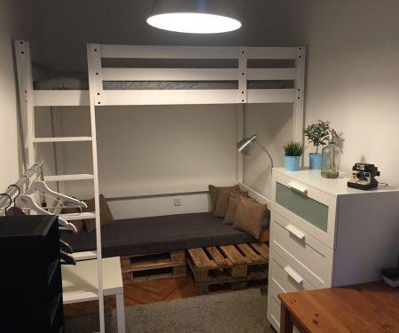 Zimmer zu vermieten - Budapest