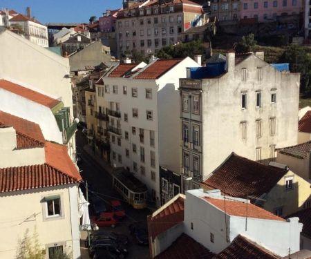 Byt k pronájmu - Lisabon, 2+kk