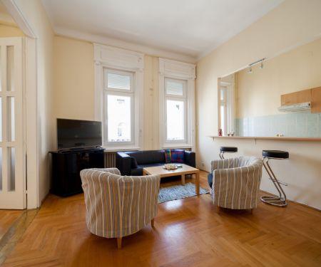 Wohnung zu vermieten - Budapest