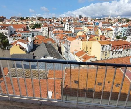 Byt k pronájmu - Lisabon, 2+1