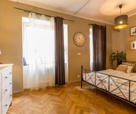 Byt k pronájmu - Praha 5 - Smíchov, 1+kk