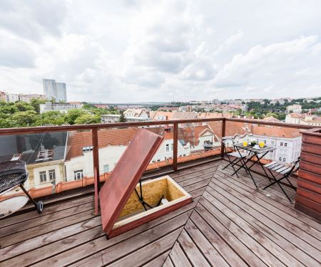 Flat for rent  - Prague 2 - Nusle