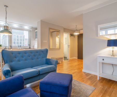 Flat for rent  - Varšava, 3+kk