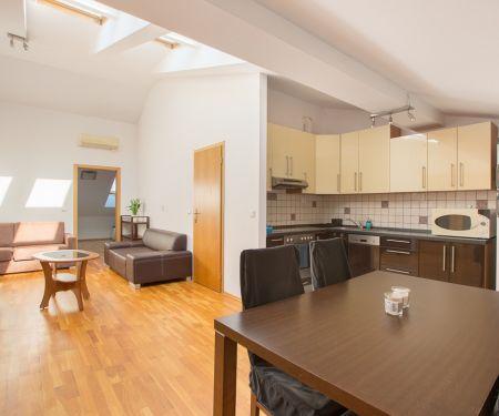 Flat for rent  - Prague 2 - Vysehrad