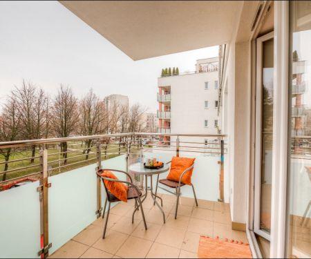 Wohnung zu vermieten - Warschau-Ursynów