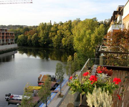 Flat for rent  - Prague 8 - Palmovka