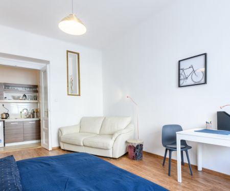 Mieszkanie do wynajęcia - Praga 10 - Vrsovice
