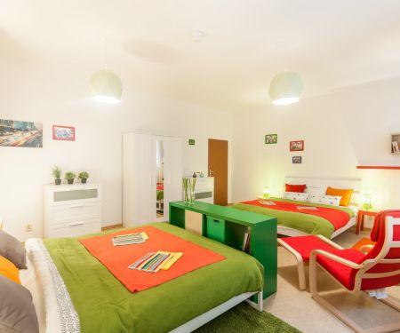 Flat for rent  - Prague 2 - Nove Mesto