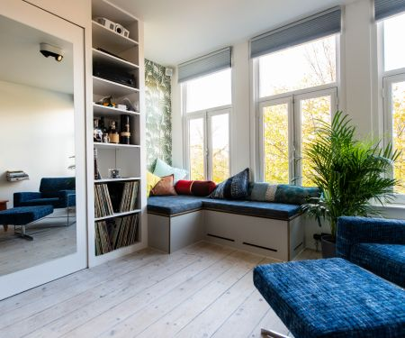 Flat for rent  - Amsterdam, 3+1