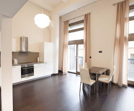 Flat for rent  - Prague 8 - Florenc