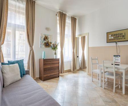 Bérelhető lakások - Prága 2 - Nove Mesto