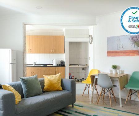 Bérelhető lakások - Lisszabon