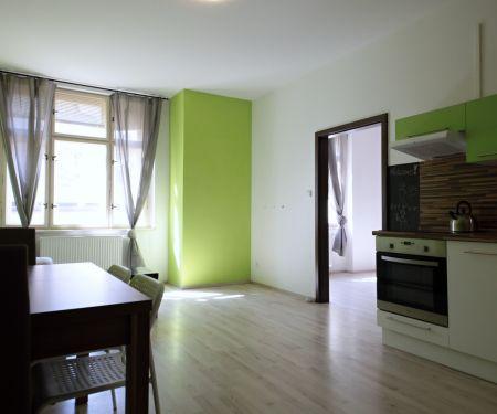 Аренда квартиры - Прага 10 - Vrsovice