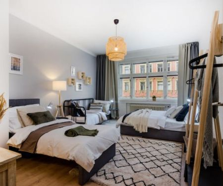 Rooms for rent  - Prague 5 - Smichov
