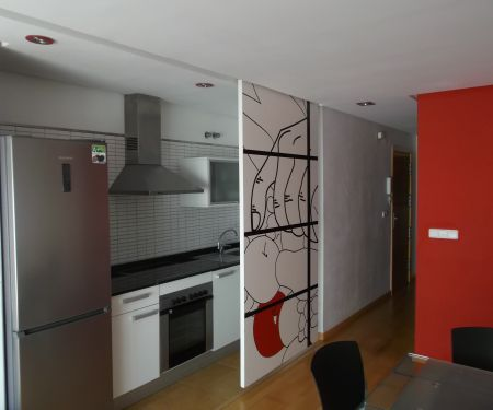 Flat for rent  - Alicante, 1+kk