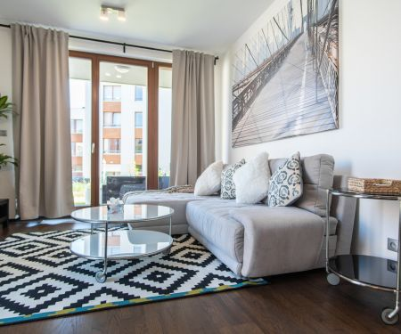 Flat for rent  - Prague 1 - Holesovice