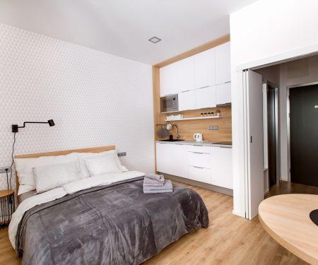 Bérelhető lakások - Brno-Reckovice a Mokra Hora