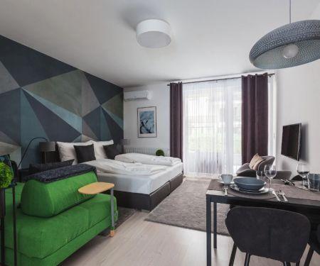 Flat for rent  - Budapešť, 1+kk