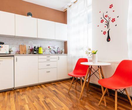 Bérelhető lakások - Brno-Stred