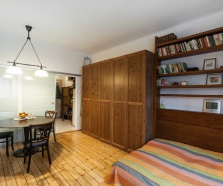 Flat for rent  - Praha 10 - Vršovice, 1+kk