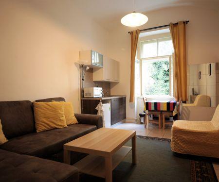 Flat for rent  - Prague 2 - Nusle