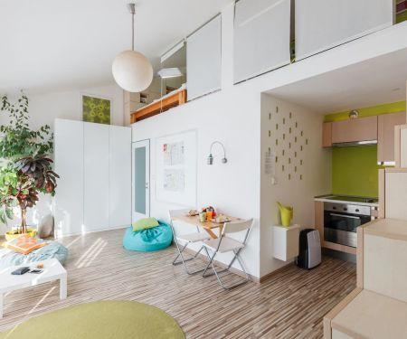 Flat for rent  - Prague 1 - Holesovice