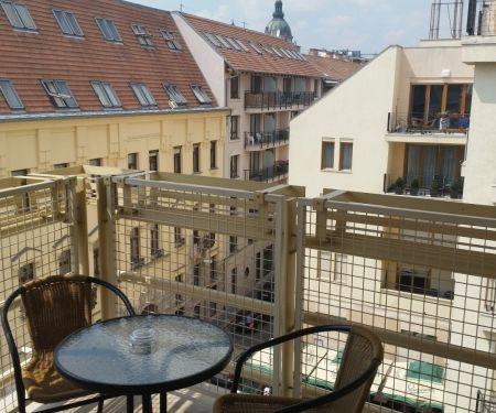 Byt k pronájmu - Budapešť, 3+1