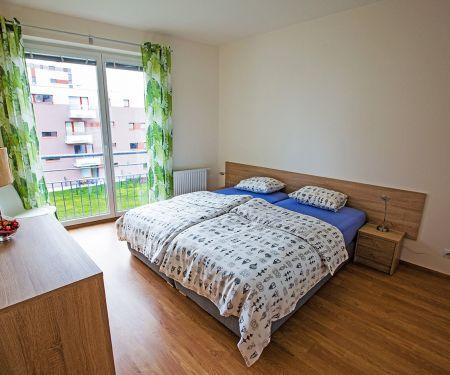 Apartment 2 + kk, Prague 4 (Kamýk)