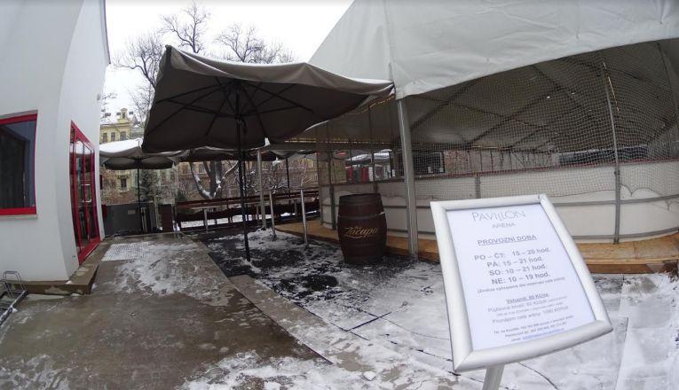 Kluziště Pavillon