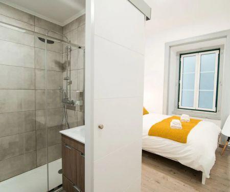 Rooms for rent  - Lisabon, 6+kk a väčší
