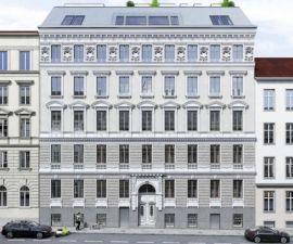 Byt k pronájmu - Vídeň-Wieden, 1+1