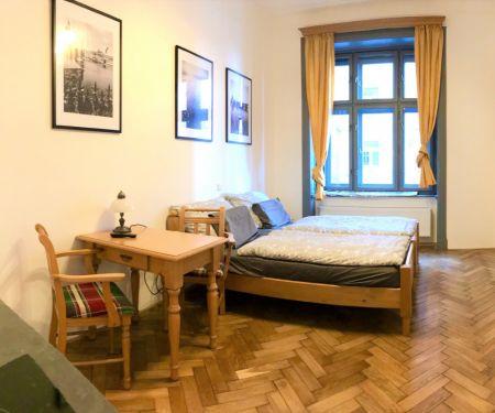 Byt k pronájmu - Praha 1 - Nové Město, 1+kk