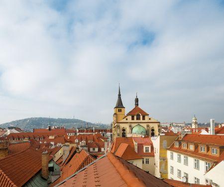 Byt k pronájmu - Praha 1 - Staré Město, 2+1