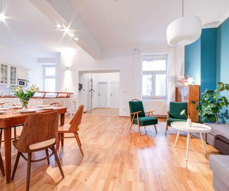 Flat for rent  - Brno-Stred - Brno-mesto