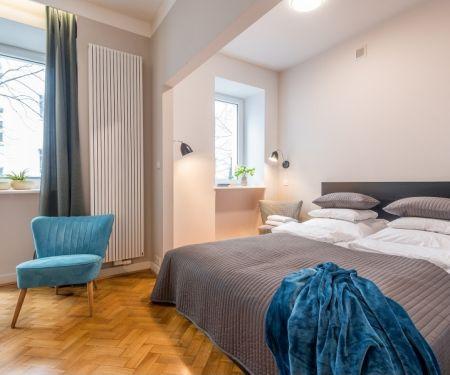 Wohnung zu vermieten - Warschau-Śródmieście