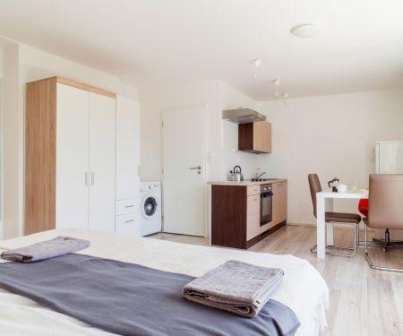 Bérelhető lakások - Brno-Stred - Veveri