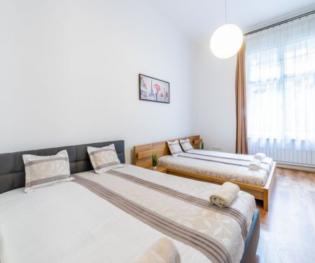Flat for rent  - Budapešť, 3+1