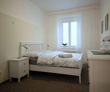 Wohnung zu vermieten - Prag 10 - Strasnice
