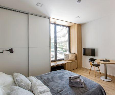 Wohnung zu vermieten - Brünn-Reckovice a Mokra Hora