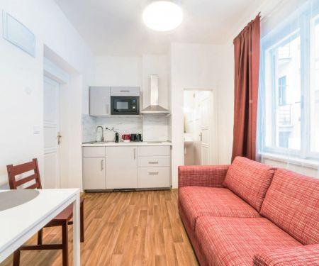 Аренда квартиры - Прага
